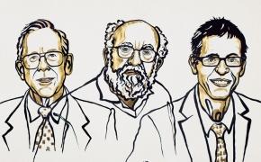 Nobelio fizikos premija – už Visatos ir mūsų vietos joje tyrimus