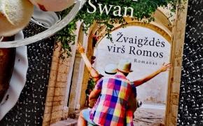 ŽVAIGŽDĖS VIRŠ ROMOS – Karen Swan