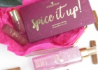 Essence Spice it up riboto leidimo kolekcija*