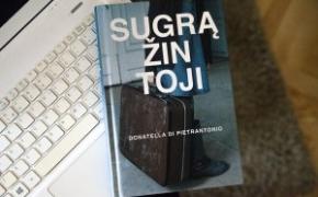 """Donatella Di Pietrantonio """"Sugrąžintoji"""""""