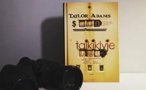 TAIKIKLYJE — Taylor Adams