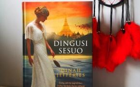 DINGUSI SESUO — Dinah Jefferies