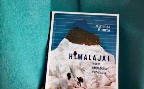 HIMALAJAI. Vienos ekspedicijos dienoraštis – Algirdas Kumža