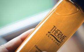 """Apžvalga: """"Therme"""" švytėjimo suteikiantis aliejus kūnui iš """"Cleopatra's Secret"""" serijos"""
