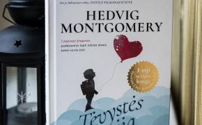"""Hedvig Montgomery """"Tėvystės magija: 7 paprasti žingsniai, padėsiantys tapti tokiais tėvais, kokie norite būti"""""""
