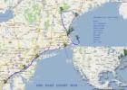 Glūkoidų tinklapiui 12 metų. Amerikos atradimai: Rytinė pakrantė (4 dalis). Philadelphia