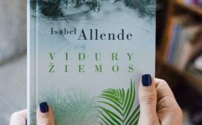 """Isabel Allende """"Vidury žiemos"""""""
