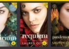 """Dvi knygos per dieną: Lauren Oliver ir jos """"Meilės karštinės"""" trilogija"""