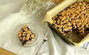 Močiutės trupininis pyragas (II)
