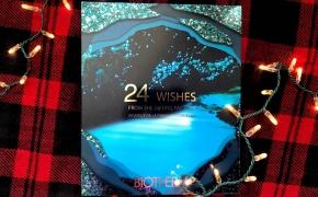 2019 BIOTHERM 24 Wishes from the Gifting Factory advento kalendorius. Šventiškas Kalėdų laukimas.