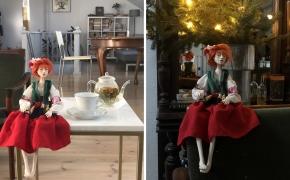 Apie lėlių dirbtuves ir susijungimą su alter ego