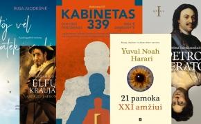 Penkios jūsų dėmesio nusipelniusios knygos 2019 metais