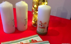 Kalėdinė žvakė