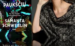 Knyga: Samanta Schweblin