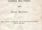 (1217) Iš popieryno, lx: dar apie Kudirką ir Mickevičių