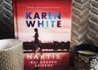 NAKTIS, KAI UŽGESO ŠVIESOS – Karen White