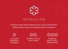 Apie Michelin 2-stars restoraną ir vertinimo niuansus