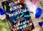 PILNA BURNA PAUKŠČIŲ – Samanta Schweblin