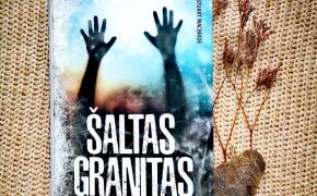 ŠALTAS GRANITAS – Stuart MacBride