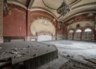Visi statymai atšaukti: žvilgsnis į apleistą Rumunijos kazino vaiduoklį