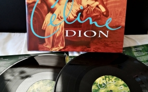 Vinilinė plokštelė: Celine Dion – The Colour of My Love
