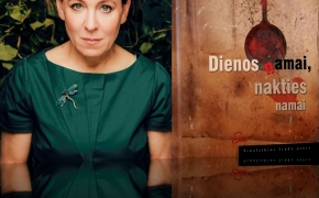 Knyga: Olga Tokarczuk