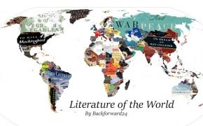 Žaidžiame žemėlapius: Lenkijos literatūra