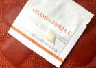 PIRMAS ĮSPŪDIS. LENDAN Vitamin Forza C Regenerating Moisturising Cream Fluid – lengvos tekstūros maitinantis ir atstatantis veido kremas – fluidas