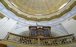 Aukštybėse: Sudervės bažnyčia