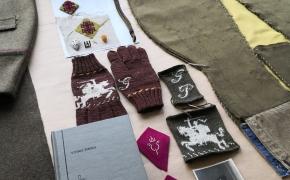 Atkurta originali partizanų uniforma pirmą kartą pristatoma parodoje
