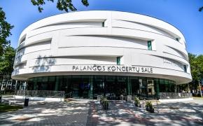 Palanga ne sezono metu: koncertų salėje – kultūros ir pramogų balansas