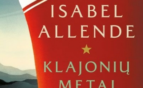 "1113(34) Isabel Allende ""Klajonių metai"""