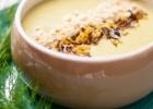 Trinta pupelių sriuba su brokoliais