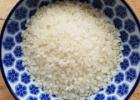 Azijos receptas plaukams: ryžių vanduo