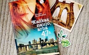 KAŽKAS NAUJO ARBA 47A – Donata Kontenienė