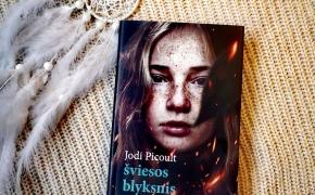 ŠVIESOS BLYKSNIS – Jodi Picoult