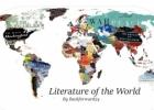 Žaidžiame žemėlapius: Rusijos literatūra
