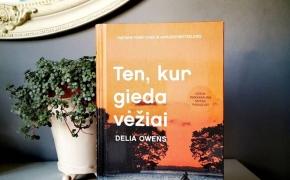 TEN, KUR GIEDA VĖŽIAI – Delia Owens