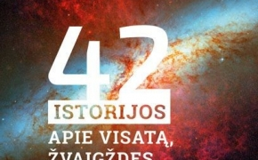 42 istorijos apie visatą: paprastai apie žvaigždes, erdvėlaivius ir ateivius