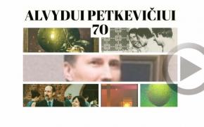 Tapytojui Alvydui Petkevičiui – 70. Pasveikinkime ir palinkėkime.