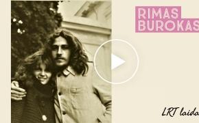 Rimas Burokas – 39 eilėraščiai. Laikas negeba ištrinti jo iš draugų atminties