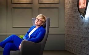 """Ingrida Šimonytė: """"reikia neįsimylėti savęs politikoje, ar dar blogiau – konkrečiame poste"""""""