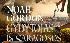Noah Gordon. Gydytojas iš Saragosos.