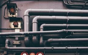Gyvenamosios kanalizacijos linijos įrengimas