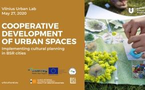 Vilnius Urban Lab 2020