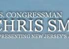 JAV kongresmenas Krisas Smitas apie teisėjos Neringos Venckienės bylą