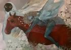 Dailė: Jolanta Talaikienė, tapyti paveikslai, gotika, mistika