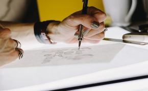 Logotipų kūrimas, reikalauja ne tik kantrybės, bet ir žinių