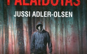 Jussi Adler-Olsen. Palaidotas.