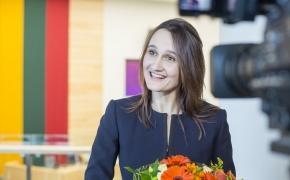 """Viktorija Čmilytė-Nielsen: """"Kritika yra kaina, kurią moki už tai, kad tampi sprendimų priemėju"""""""